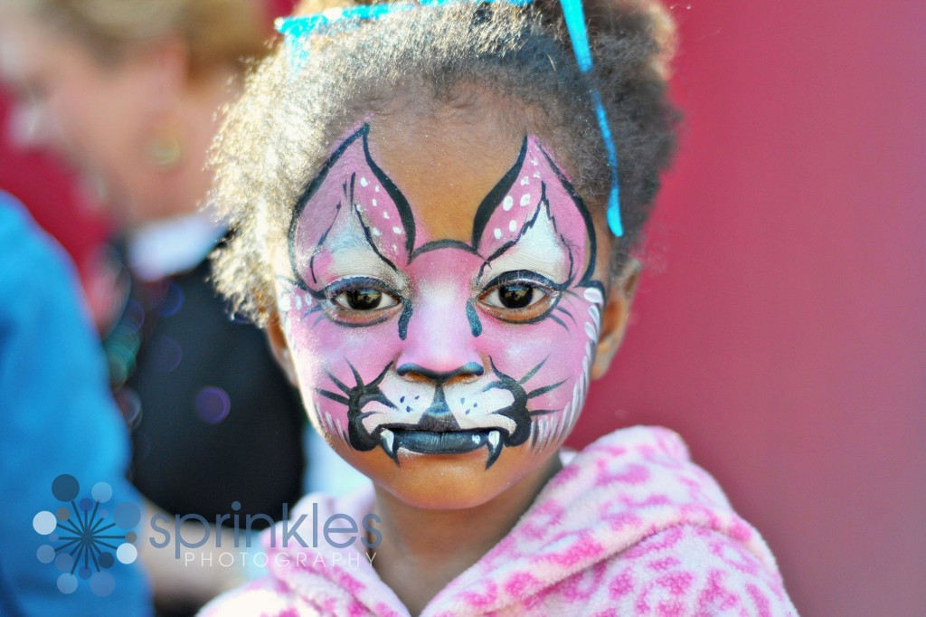 kitty cat, dallas children photography, dallas photographer, dallas photographer picture, face painting picture